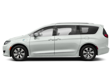 Build and price your 2018 Chrysler Pacifica Hybrid