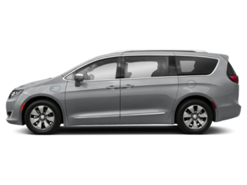 Build and price your 2019 Chrysler Pacifica Hybrid