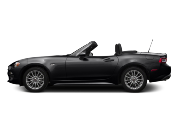Build and price your 2017 FIAT 124 Spider