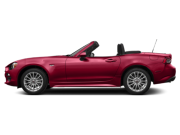 Build and price your 2018 FIAT 124 Spider