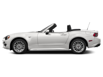 Build and price your 2019 FIAT 124 Spider