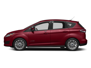 Build and price your 2017 Ford C-Max Hybrid
