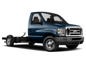 Build and price your 2019 Ford E-Series Cutaway