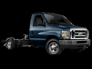 2019 Ford E-Series Cutaway