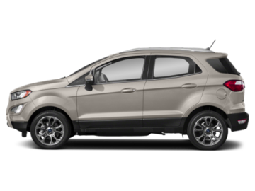 Build and price your 2018 Ford EcoSport