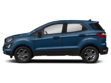 Build and price your 2019 Ford EcoSport