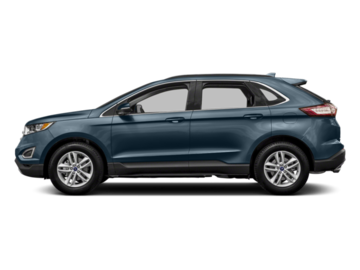 Build and price your 2018 Ford Edge