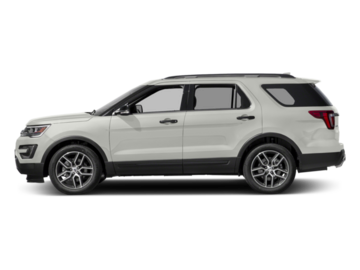 Build and price your 2017 Ford Explorer