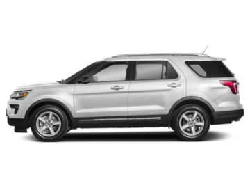 Build and price your 2018 Ford Explorer
