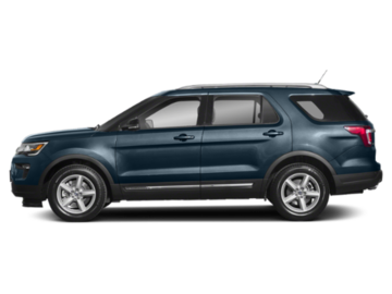 Build and price your 2019 Ford Explorer
