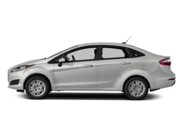Build and price your 2018 Ford Fiesta