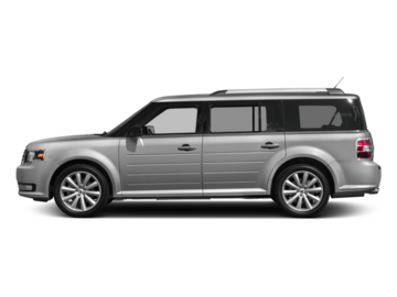 Build and price your 2018 Ford Flex