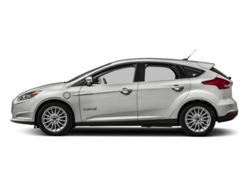 Build and price your 2018 Ford Focus Electric