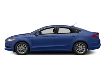 Build and price your 2017 Ford Fusion