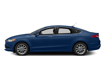 Build and price your 2018 Ford Fusion