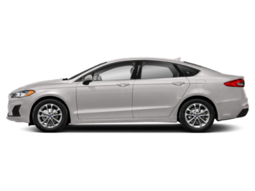 Build and price your 2019 Ford Fusion
