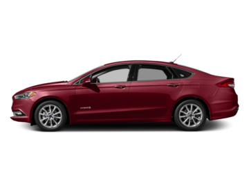 Build and price your 2017 Ford Fusion Hybrid