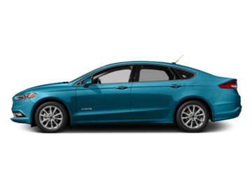 Build and price your 2018 Ford Fusion Hybrid