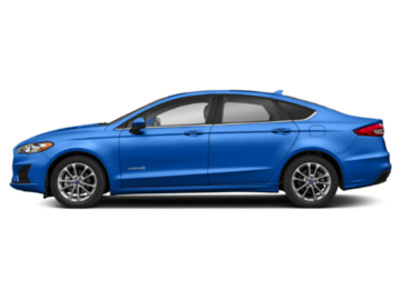 Build and price your 2019 Ford Fusion Hybrid