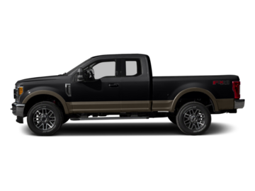 Build and price your 2017 Ford Super Duty F-250 SRW