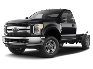 Build and price your 2018 Ford Super Duty F-350 SRW