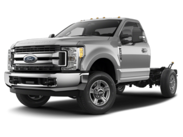 Build and price your 2019 Ford Super Duty F-350 SRW