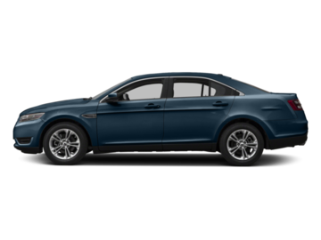 Build and price your 2017 Ford Taurus