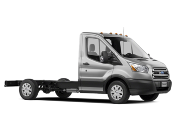 Build and price your 2018 Ford Transit Cutaway
