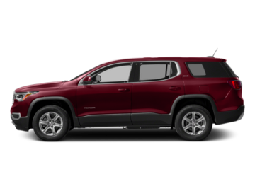 Build and price your 2017 GMC Acadia