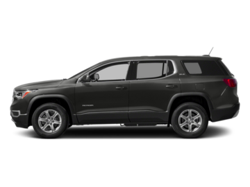 Build and price your 2018 GMC Acadia