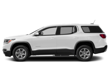 Build and price your 2019 GMC Acadia