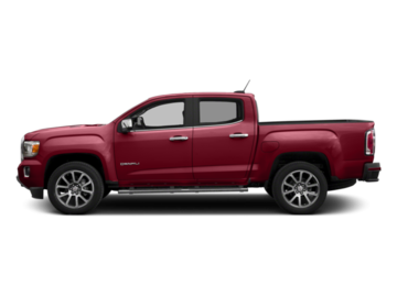 Build and price your 2017 GMC Canyon