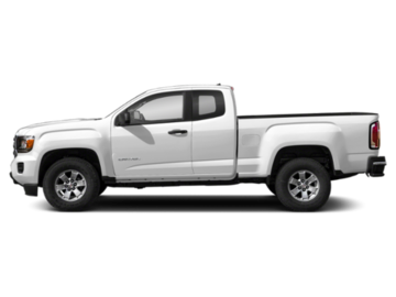 Build and price your 2019 GMC Canyon