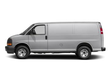 Build and price your 2017 GMC Savana Cargo Van