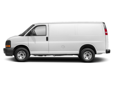 Build and price your 2018 GMC Savana Cargo Van