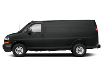 Build and price your 2019 GMC Savana Cargo Van