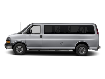 Build and price your 2017 GMC Savana Passenger