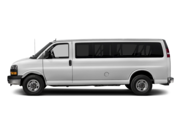 Build and price your 2018 GMC Savana Passenger