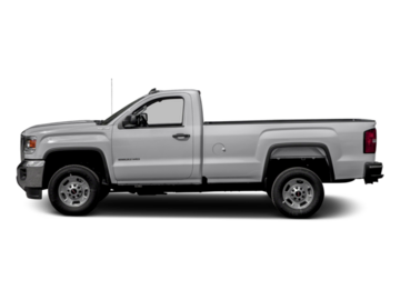 Build and price your 2017 GMC Sierra 2500HD