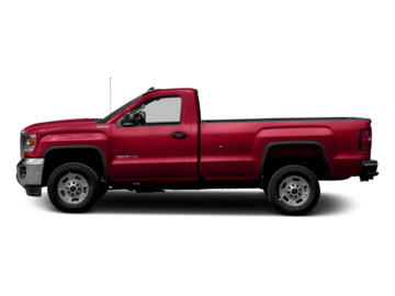 Build and price your 2018 GMC Sierra 2500HD