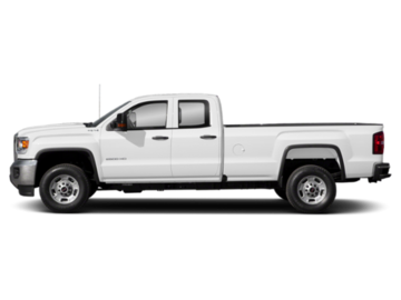 Build and price your 2019 GMC Sierra 2500HD