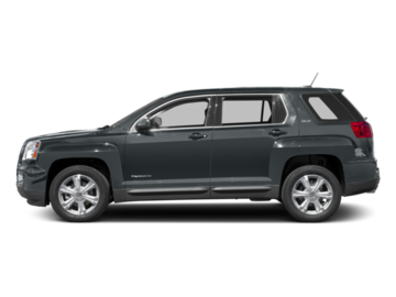 Build and price your 2017 GMC Terrain