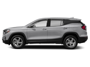 Build and price your 2018 GMC Terrain