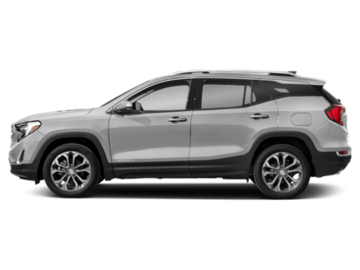 Build and price your 2019 GMC Terrain