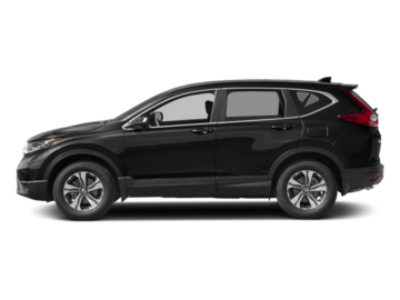 Build and price your 2017 Honda CR-V