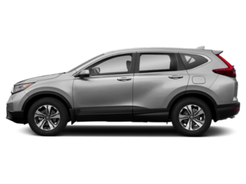 Build and price your 2018 Honda CR-V
