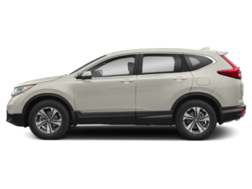Build and price your 2019 Honda CR-V