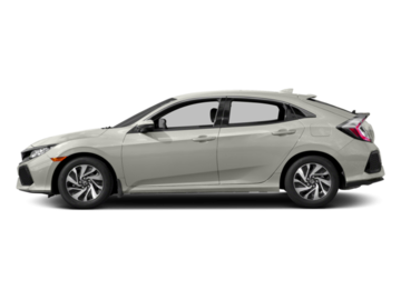 Build and price your 2017 Honda Civic Hatchback