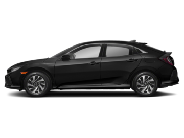 Build and price your 2018 Honda Civic Hatchback