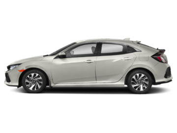 Build and price your 2019 Honda Civic Hatchback